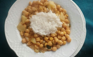 garbanzos-veganos-tropicales-arroz