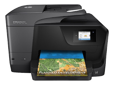 Image HP OfficeJet 8710 Printer driver