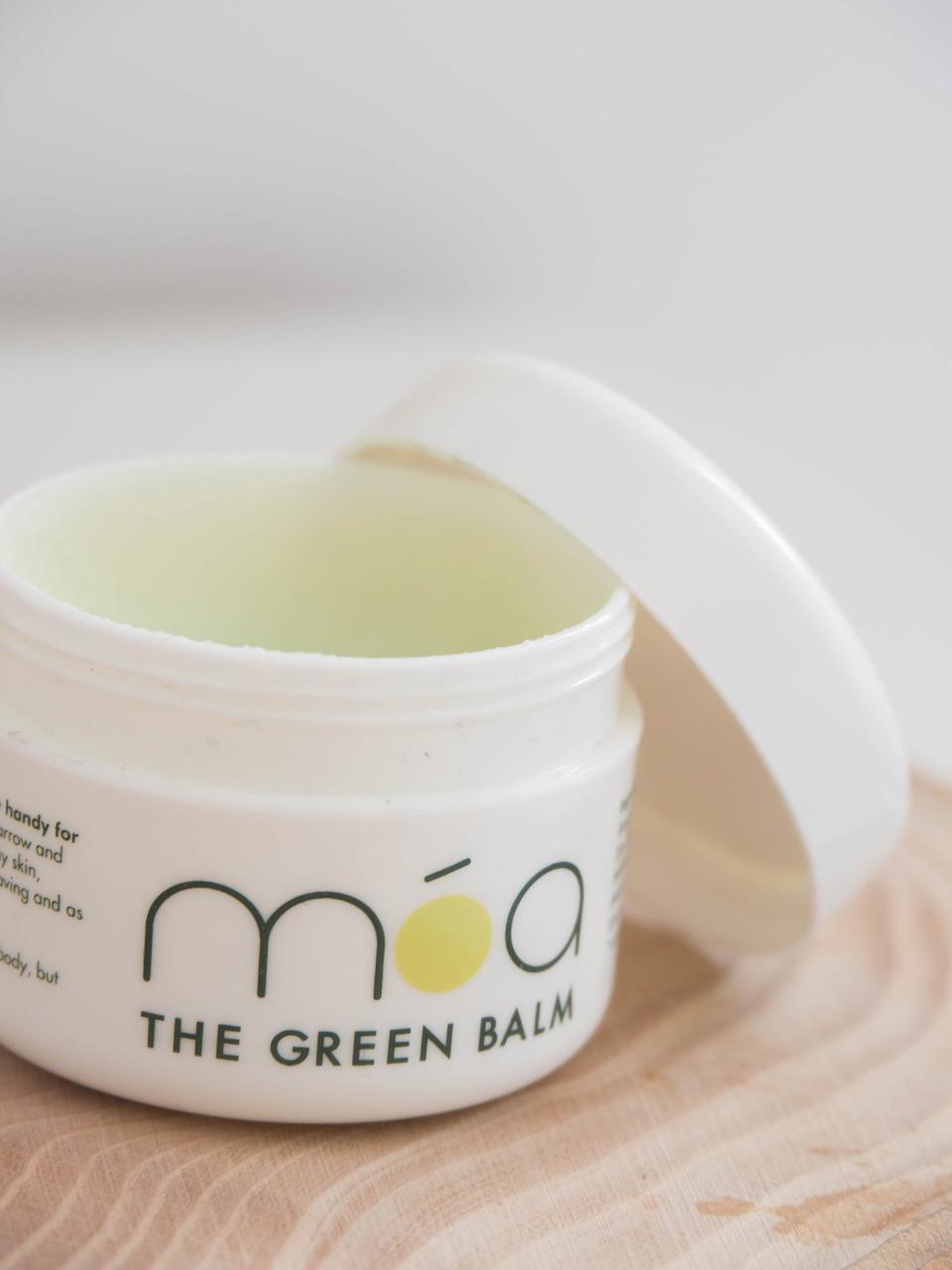 Beauté: Moa Green Balm