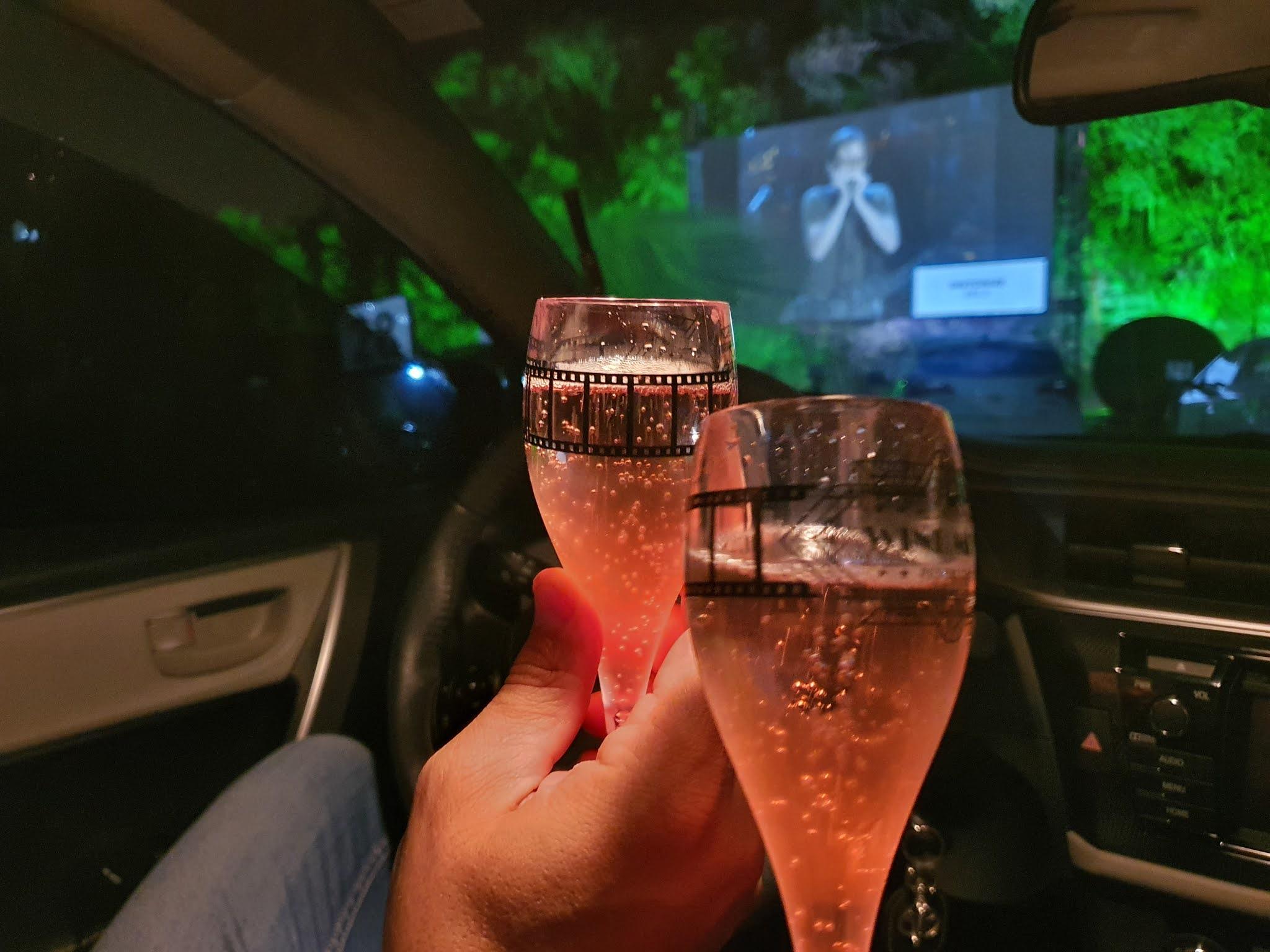Wine Movie Drive-in Peterlongo em Garibaldi: o melhor programa noturno da Serra Gaúcha em tempos de pandemia