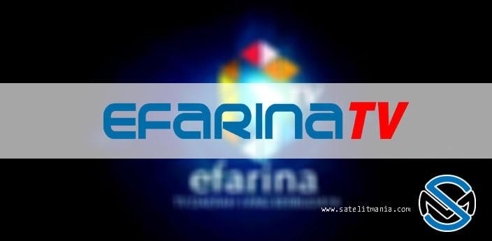 Frekuensi dan Simbol Rate Terbaru Channel Efarina TV Tahun 2018