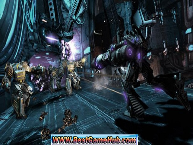 Transformers War for Cybertron Torrent PC Games Free Download
