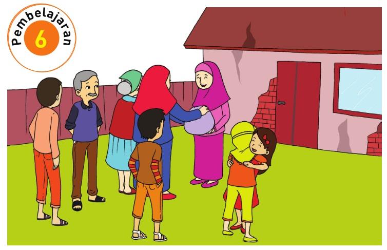 Materi Dan Kunci Jawaban Buku Siswa Tema 3 Kelas 2 Halaman 148 149 150 151 Tugasku Sehari Hari Pembelajaran 6 Subtema 4 Dede Taufik