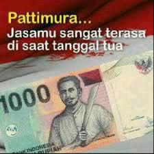 gambar DP BBM Dana Uang uang seribu begitu berarti