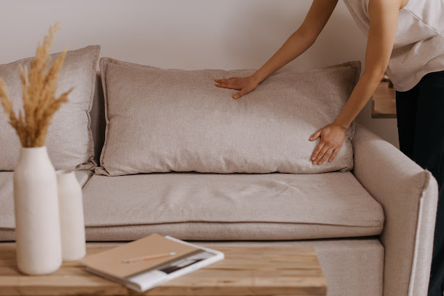 Using Back Pillows to avoid Pain