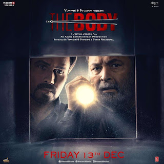 The Body (2019) MP3 Songs