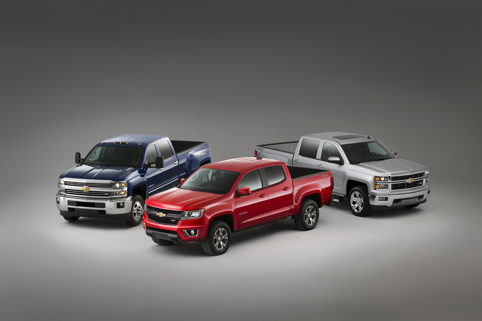 Chevrolet Will Let You in a 2015 Colorado from as Low as $20,995