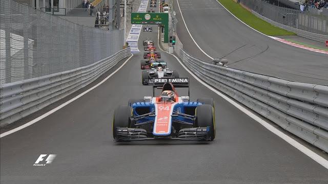 Jalannya Balapan dan Foto-Foto GP F1 Austria 2016