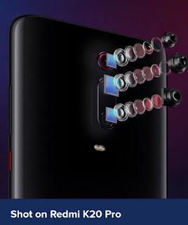 Redmi k20 selfie