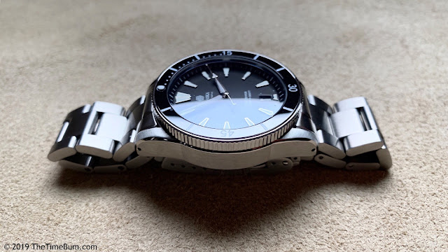 Traska Freediver, Version 2, side