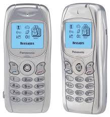 Spesifikasi Handphone Panasonic GD75