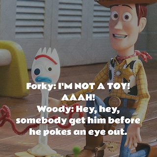 Toy Story 4 (2019) Top Quotes and Trailer