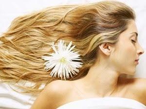 Chăm sóc và khắc phục tóc khô