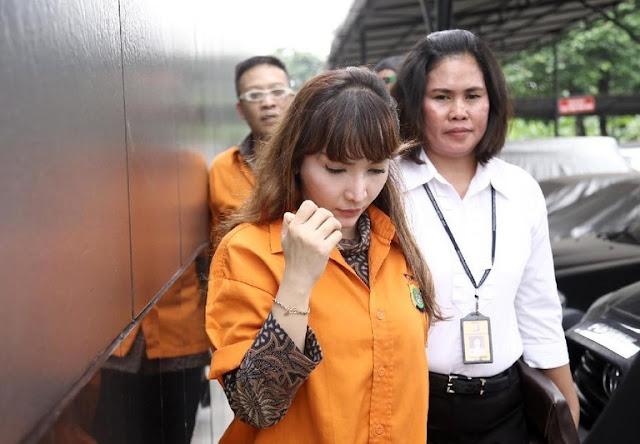 Selama Dipenjara, Roro Fitria Ajari Tahanan Lain Menari dan Bernyanyi