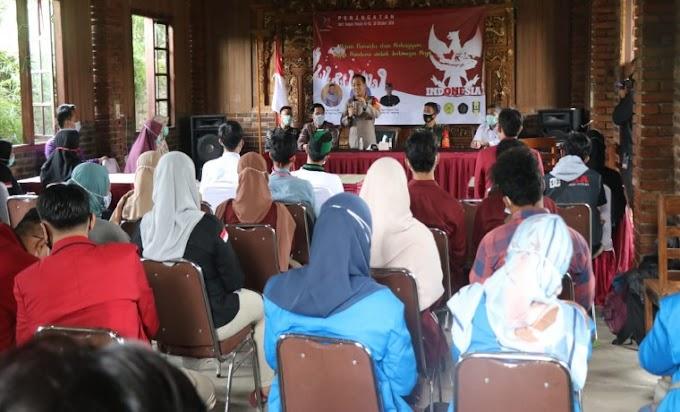 Momentum Sumpah Pemuda, Kapolresta Tangerang Dorong Generasi Muda Jadi Pelopor Disiplin Protokol Kesehatan