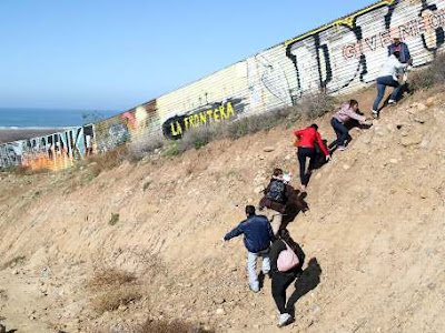 A growing crisis at the southern border