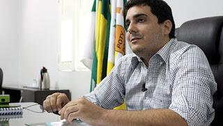 Resultado de imagem para prefeito alan silveira
