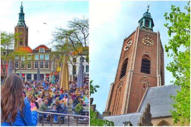 Grote Markt Plaza del Mercado – Grote Kerk en La Haya