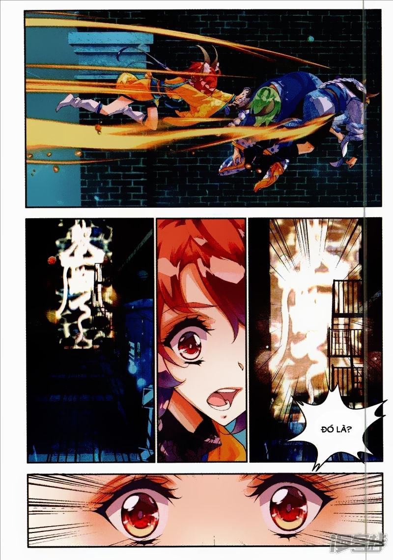 Thu La chap 35 - Trang 18