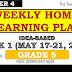 WEEK 1 GRADE 5 Weekly Home Learning Plan Q4