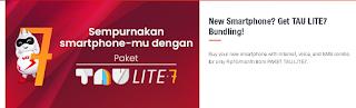 Cara Mendapatkan Paket Internet Tau Lite7 Telkomsel