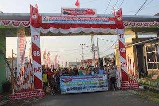 Graha Alana Desa Tambak Juara  Lomba Festival Gapura Cinta Negeri