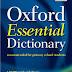 لأول مرة قاموس Oxford Essential Dictionary مجاني على الانترنت