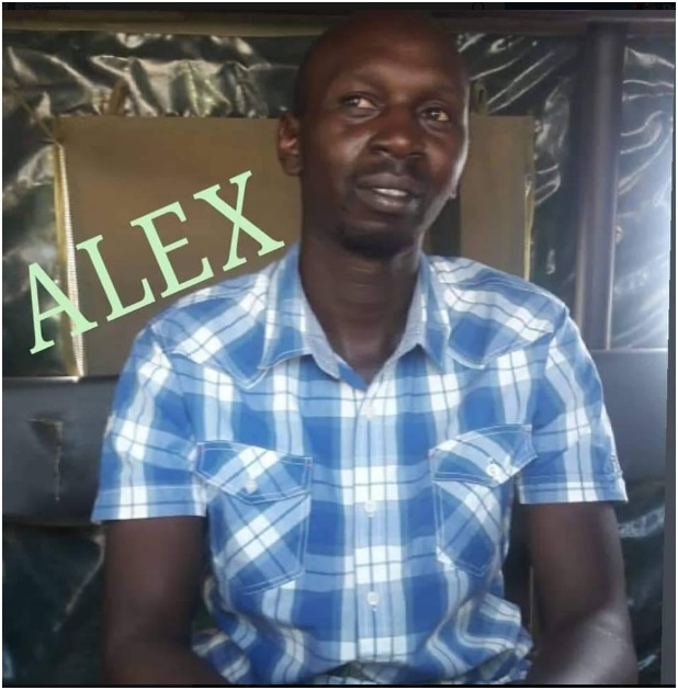 5 - Here's ALEX, the man behind the late CAROLINE MWATHA's pregnancy, he was banging her raw behind her husband's back (PHOTO).