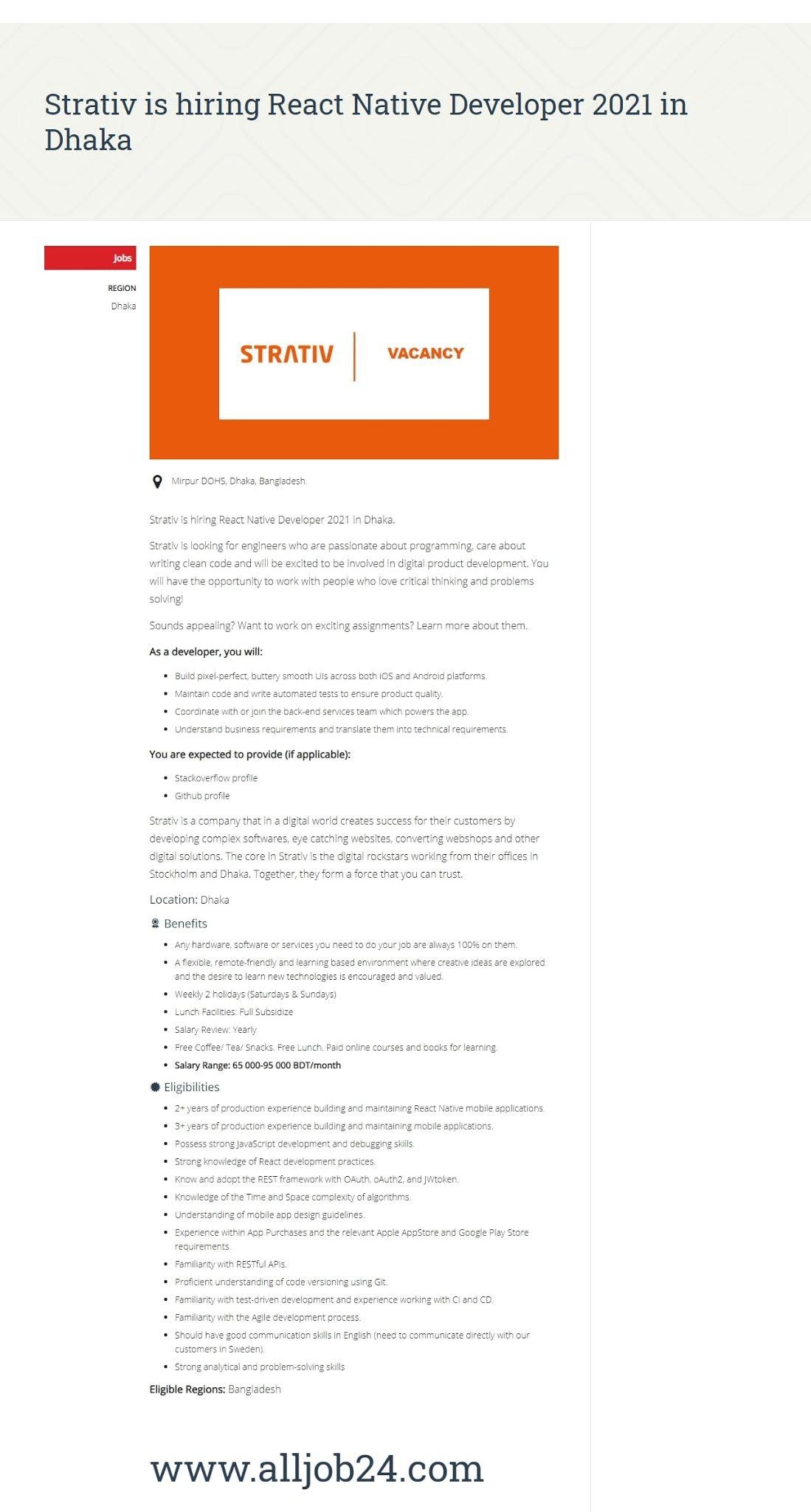Strativ-job-circular-in-bd-2021