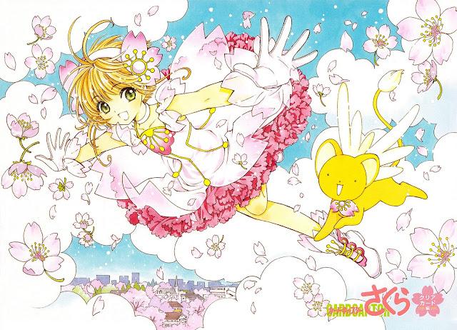 Sakura Card Captor: Clear Card-Hen [01/01] [MF]