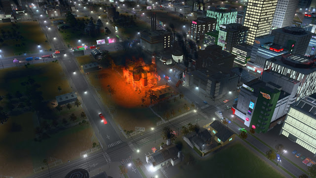 Cities: Skylines |  Disasters screenshot