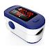 Oximetro de Pulso com Monitor SPO2
