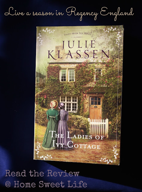 The Ladies of Ivy Cottage, Bethany House, book reviews, Christian fiction