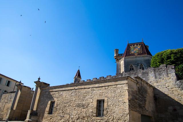Castello-Uzes