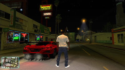 GTA San Andreas Underground Mod 2021 With All Retextured