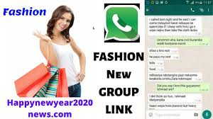 Join Best 100+ Fashion WhatsApp Group Links List Latest update