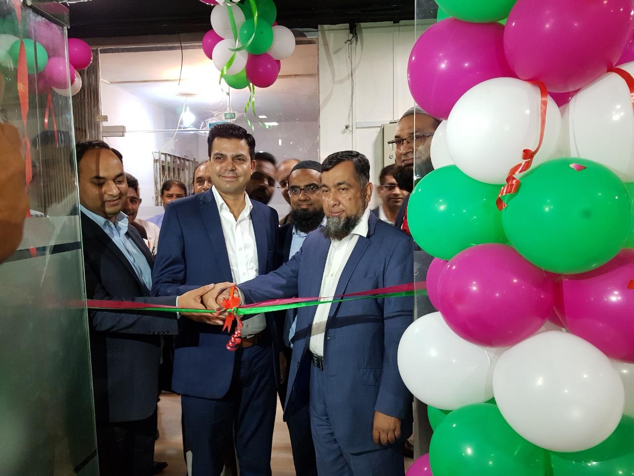 Pak-Qatar Family Takaful opens new branch near Expo Centre, Karachi!