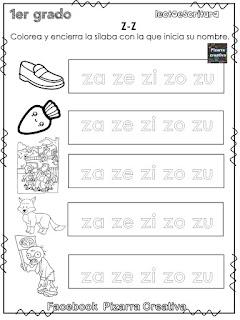 Silabario didáctico para niños pdf
