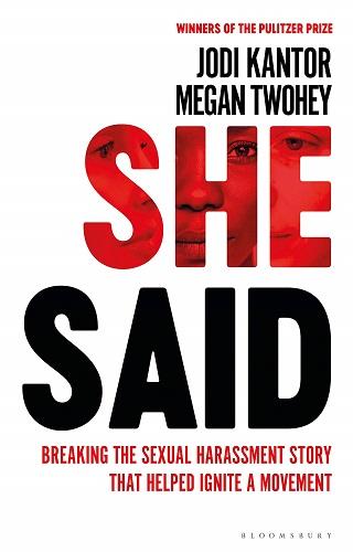 She Said book by Jodi Kantor pdf