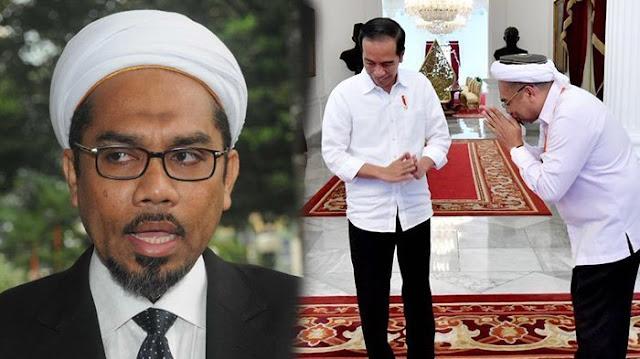 Jejak Digital Ngabalin: Pernah Singgung Jokowi Kerempeng, Korup dan Otoriter, Lihat Videonya!
