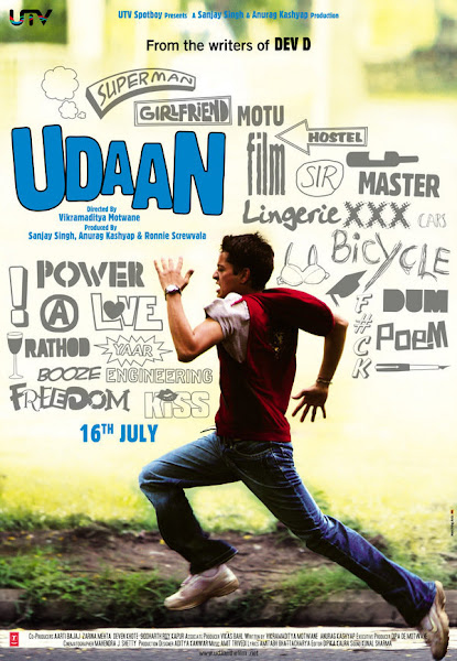 Poster of Udaan 2010 Full Movie [Hindi-DD5.1] 720p BluRay x264 ESubs Download