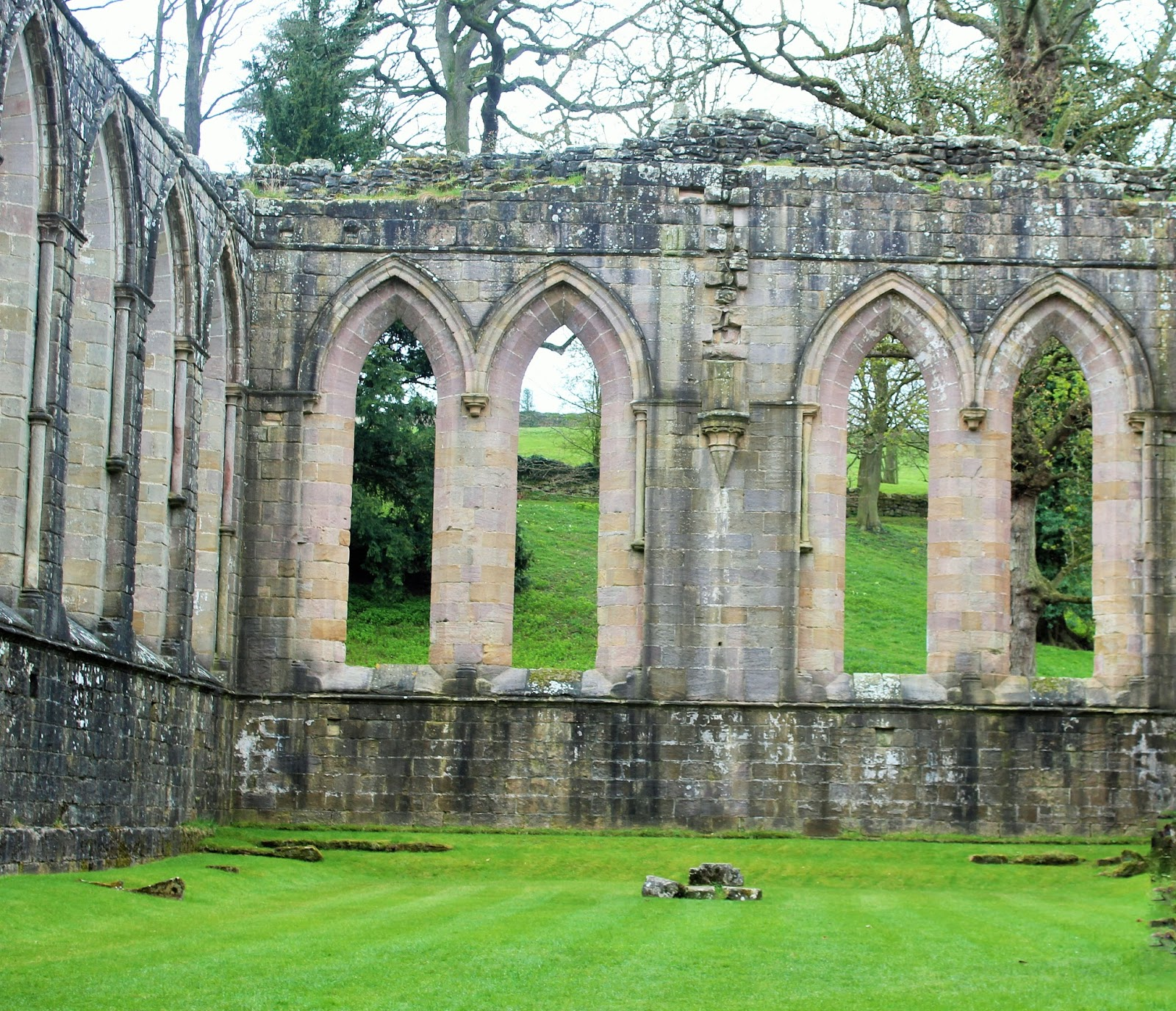A Trip to North Yorkshire 49 - Fountains Abbey