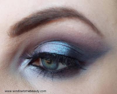 Gray Glam Makeup