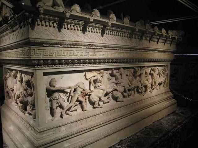 Historiker behauptet: Leiche von Alexander der Große wurde gestohlen!