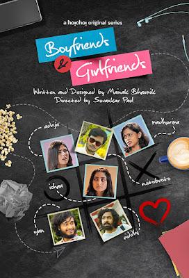 Boyfriends & Girlfriends S01 Hindi WEB Series 720p HDRip x264 | All Episode