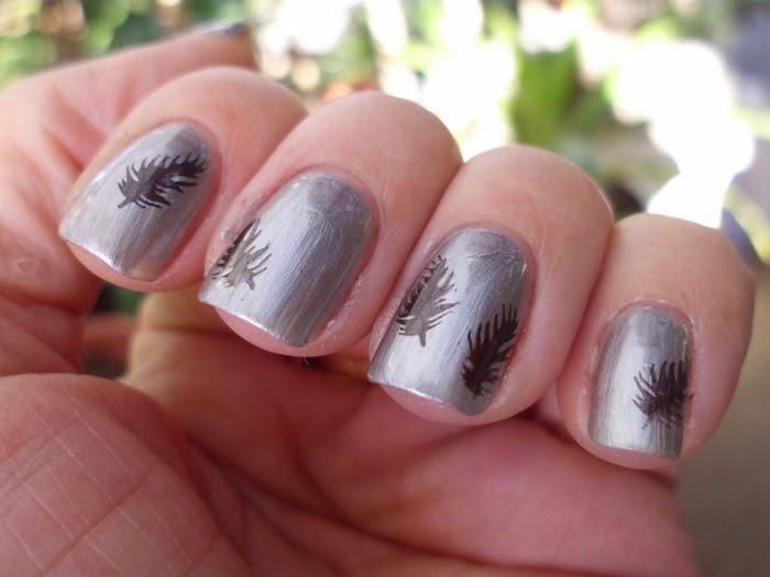 manicuras plumas