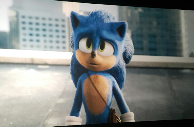 Kirpi Sonic  (Sonic The Hedgehog )