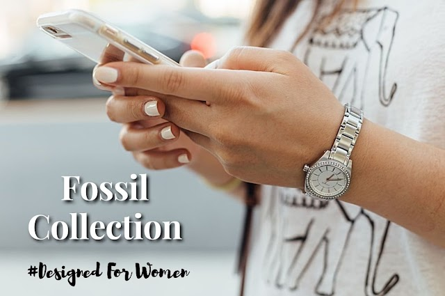 Latest Fossil Watches For Ladies - Fossil