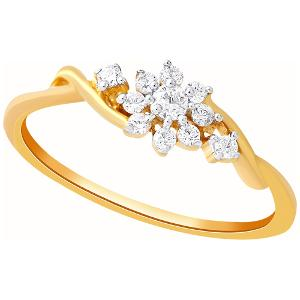 Nakshatra Gold Rings at Home Shop 18