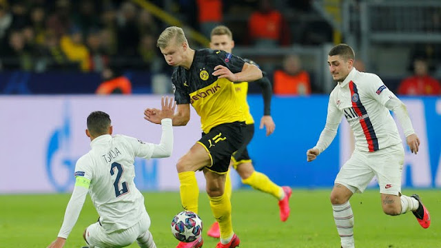 I believe I can still do more - Erling Haaland